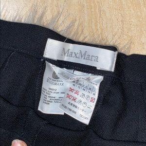 MaxMara Pants & Jumpsuits - MaxMara High Waisted Trousers
